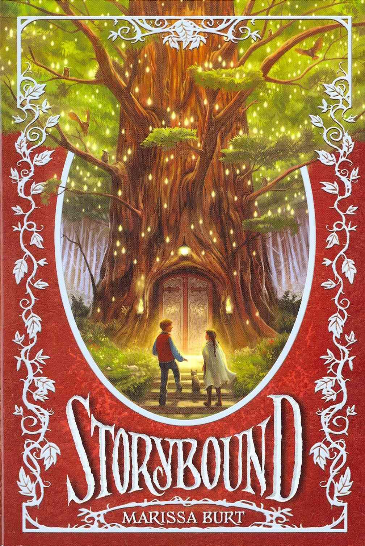 Storybound By Burt, Marissa